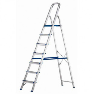 Escada Alumínio 07 Degraus Prima