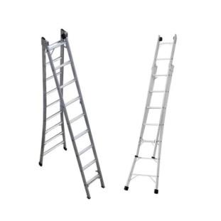 Escada Aluminio  Ext. 09 A 18D Alustep