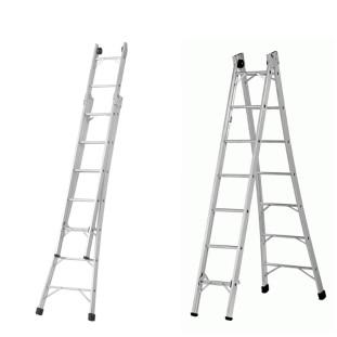 Escada Alumínio Ext. 06 a 12D Alustep