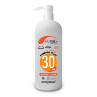 Protetor Solar FPS 30 Sem Repelente 1L Nutriex