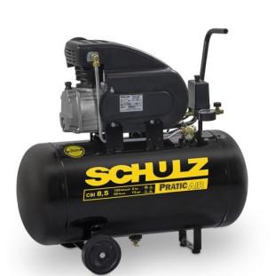 Compressor Csi 8,5 - 50L 2Hp Mono Pratic Air Schulz