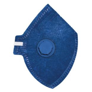 Respirador Pff2 Com Válvula 2302 P2 Ledan