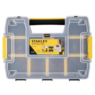 Caixa Organizadora Plástica Sortmaster Light Stanley