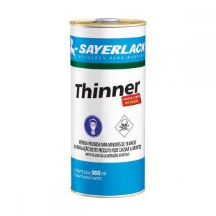Thinner  900ml  Sayerlack