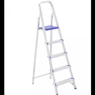 Escada Alumínio 05 Degraus Prima