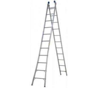 Escada Aluminio Ext. 11 A 22D Alustep
