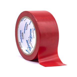 Fita Demarcação Vermelha 48mm x 30 mt Plasticor