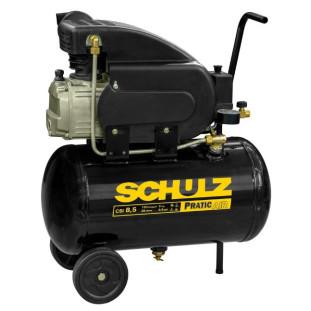 Compressor 8,5-25L 2Hp Mono. Pratic Air Schulz
