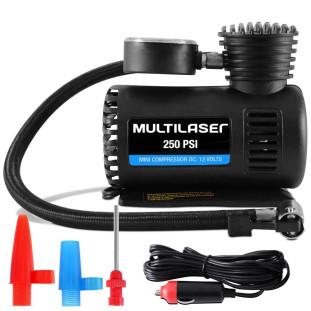 Compressor De Ar 12V Multilaser