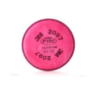 Filtro 2097- P3 Poeiras/ Fumos/ Nevoas/ + Vo/ Ga Vapor Ozônio 3M