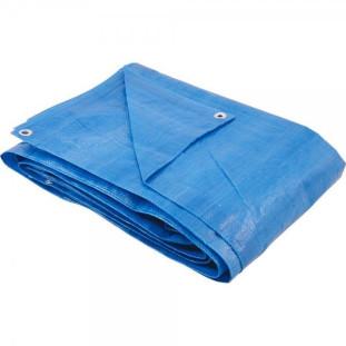 Lona Polietileno Azul 6X4Mts 150 Micras Vonder
