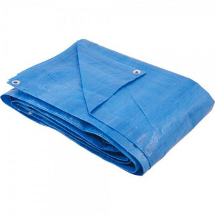 Lona Polietileno Azul 8X7Mts 150 Micras Vonder